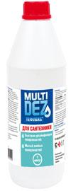 Мультидез - Тефлекс для мытья и дезинфекции сантехники