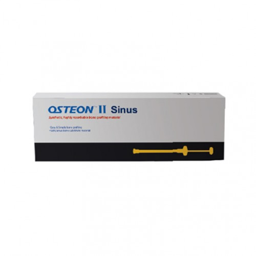 DT7G1020050SS Остеон 2 крупная крошка 0,50 в шприце Sinus
